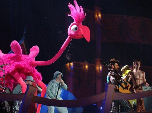 Scissor Sisters BRIT Awards 2005