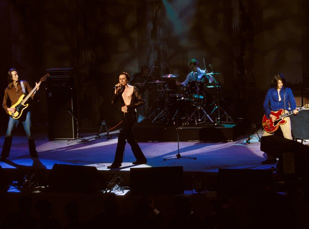 Suede BRIT Awards Live