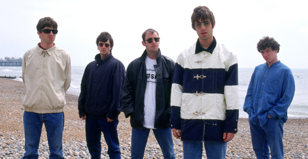 Oasis in 1994