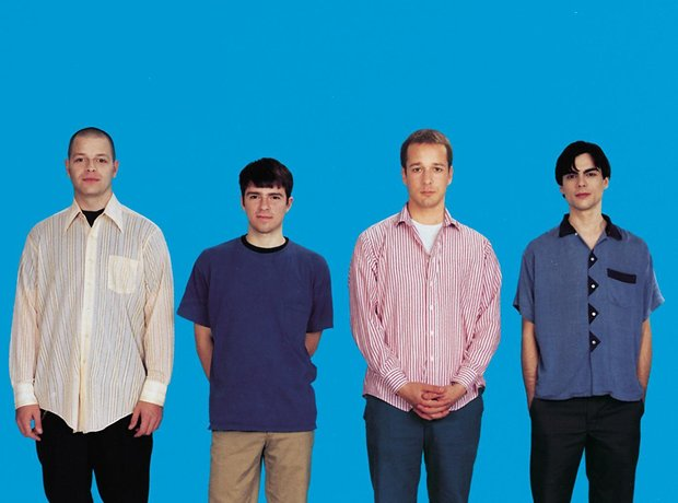 Weezer debut album