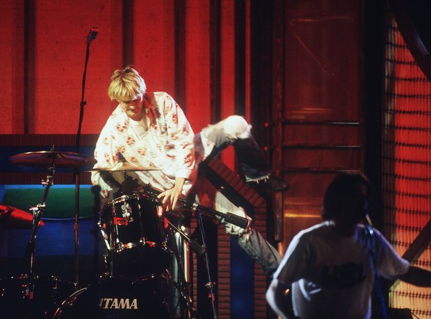 Nirvana MTV Awards