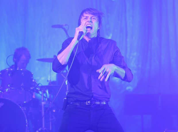 Suede At Teenage Cancer Trust 2014