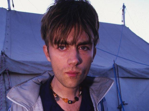 Blur Damon Albarn