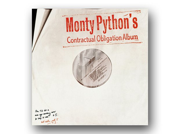 Monty Python's Contractual Obligation Album (1980)