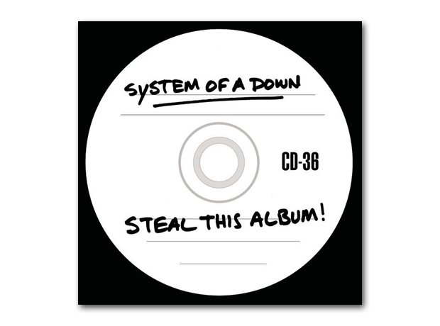 System Of A Down - Steal This Album!