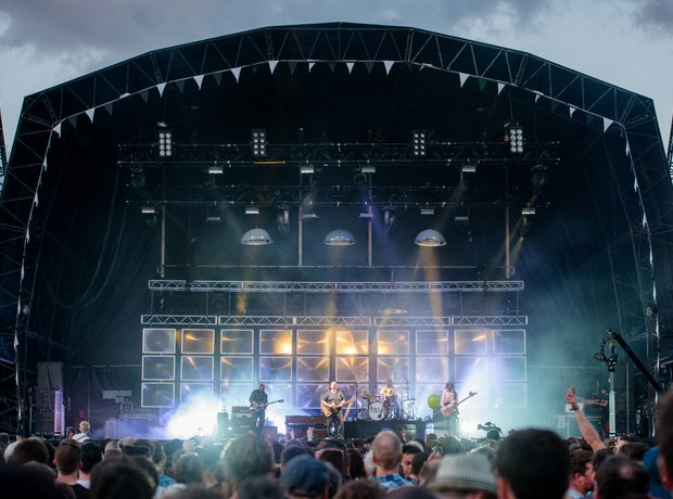 Pixies at Field Day 2014