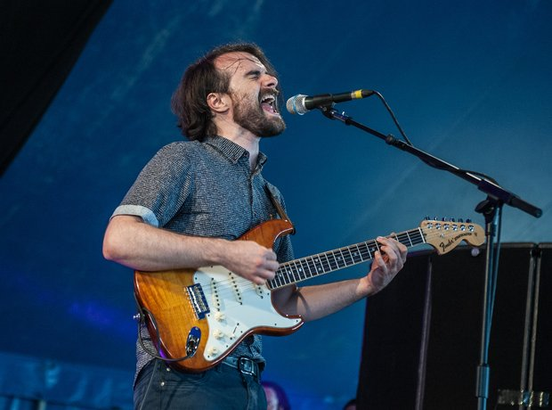 Arcane Roots at Download Festival 2014