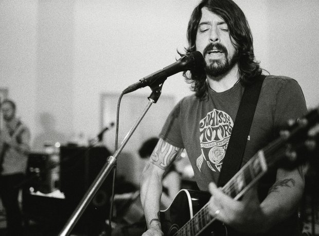 FOO FIGHTERS A MATTER OF TIME lyric - Lyric Mania