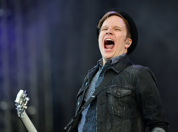 Fall Out Boy at Download Festival 2014
