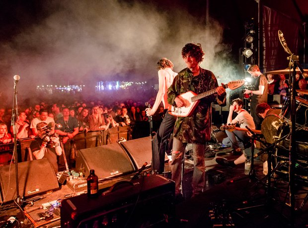 Fat White Family, Field Day 2014