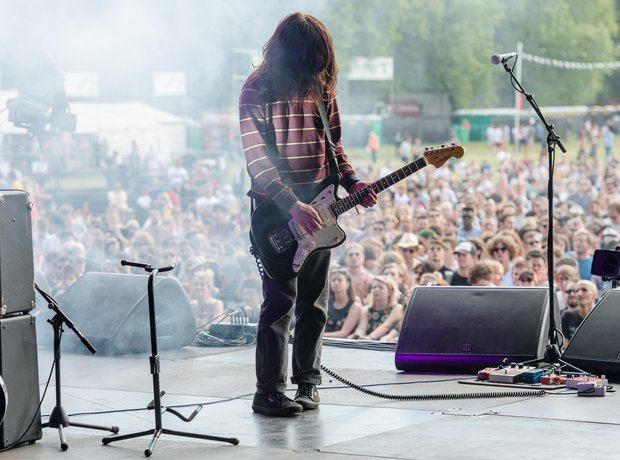 The Wytches at Field Day 2014