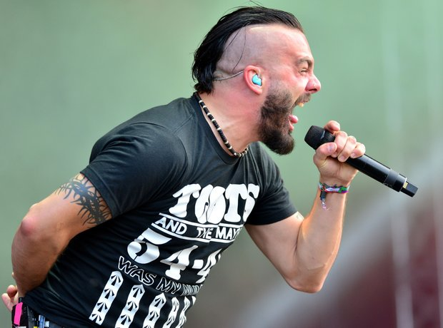 Killswitch Engage at Download Festival 2014