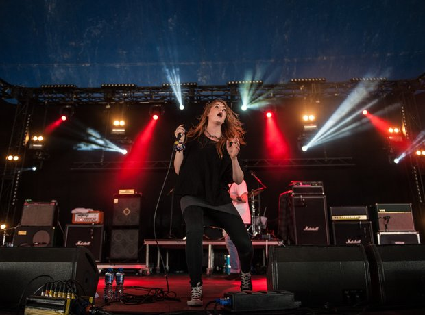 Marmozets at Download Festival 2014