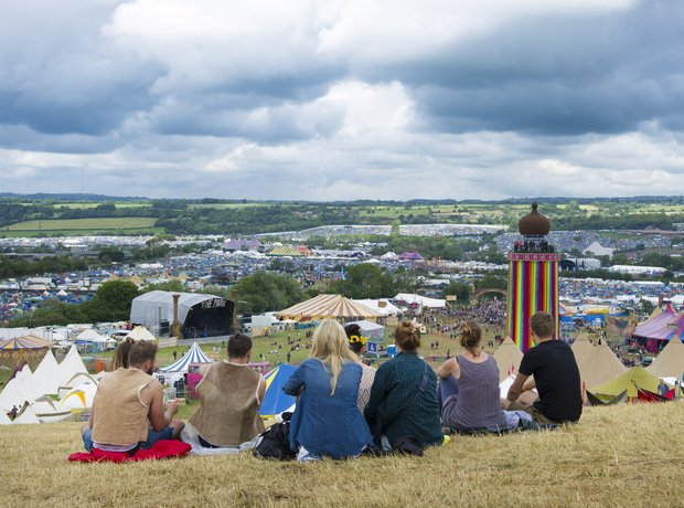 Glastonbury 2014 Park Stage