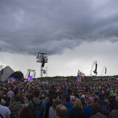 Glastonbury 2014 in pictures - Friday