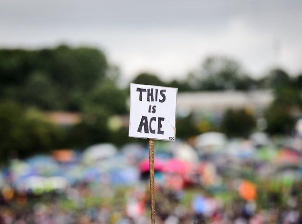 Glastonbury 2014 in pictures - Friday