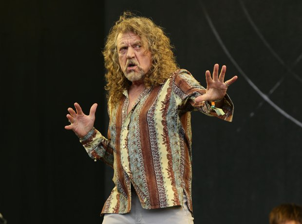 Robert Plant Glastonbury 2014
