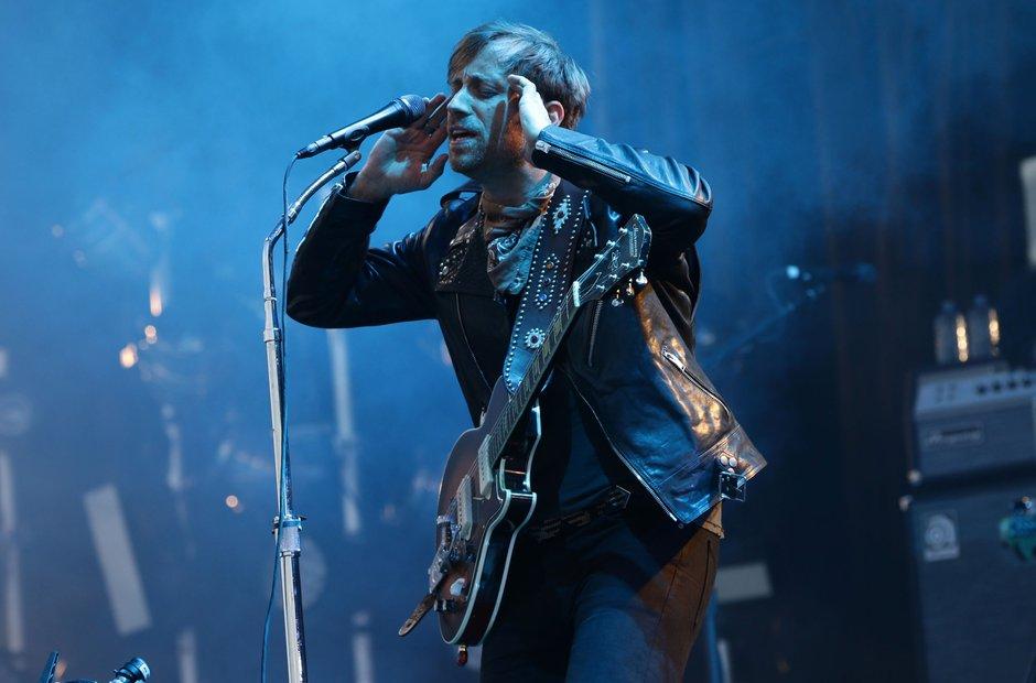 The Black Keys Glastonbury 2014