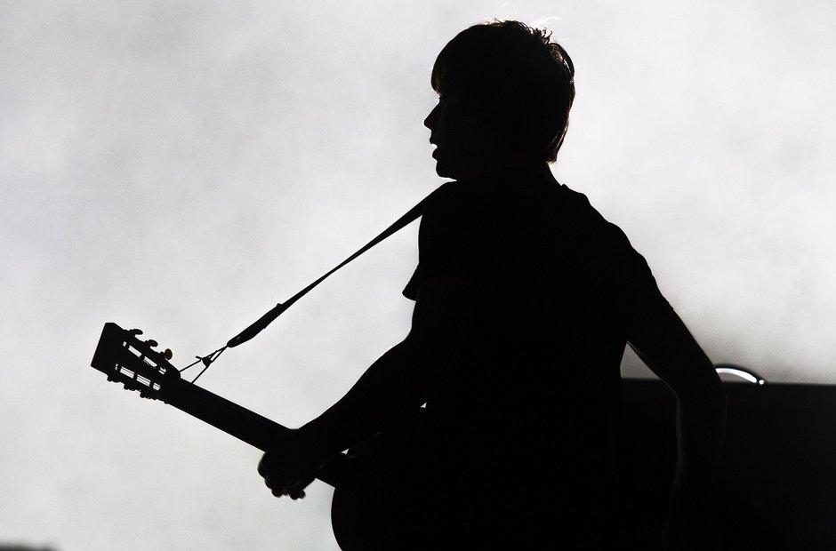 Jake Bugg at Benicassim 2014