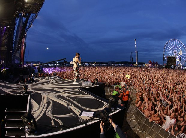 Biffy Clyro T In The Park
