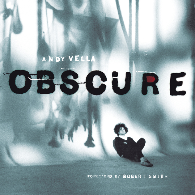 The Cure - Obscure book