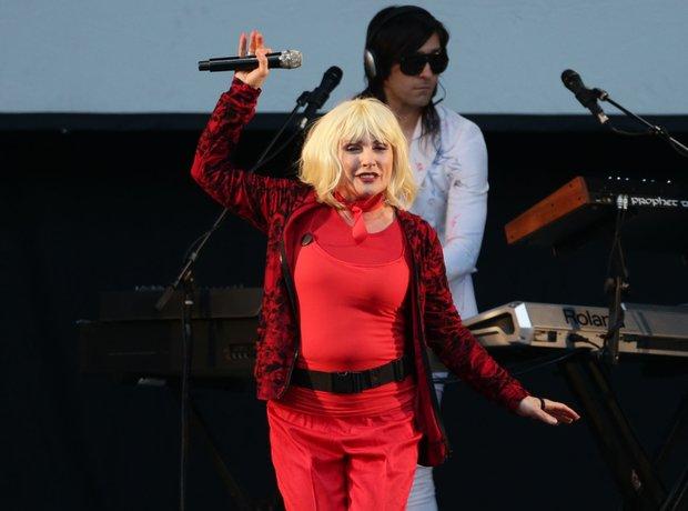 Blondie at V Festival 2014 Chelmsford
