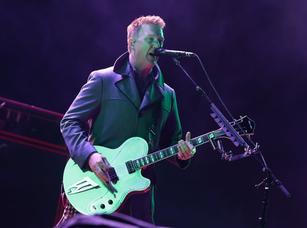 Queens Of The Stone Age Reading Festival 2014