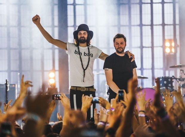 Kasabian at iTunes Festival 2014