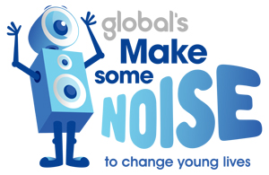 Global's Make Some Noise 300 wide