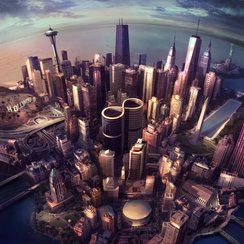 Foo Fighters - Sonic Highways album artwork