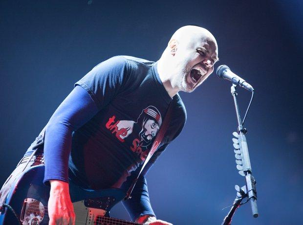 Smashing Pumpkins Billy Corgan 2013