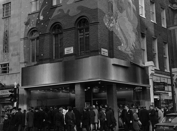 Beatles Apple Boutique