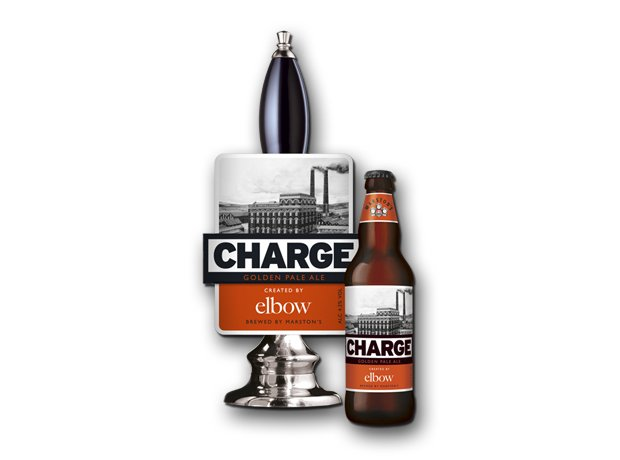 Elbow Charge beer