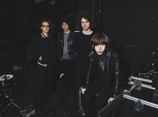 Catfish & The Bottlemen XFM Winter Wonderland 2014