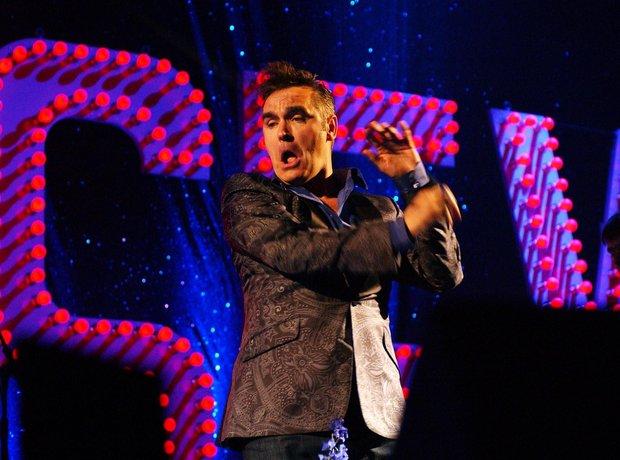 Morrissey Sneeze