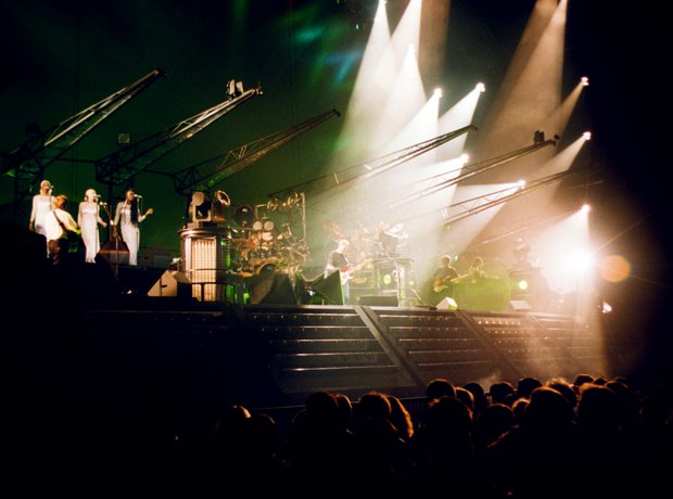 Pink Floyd at Earsl Court