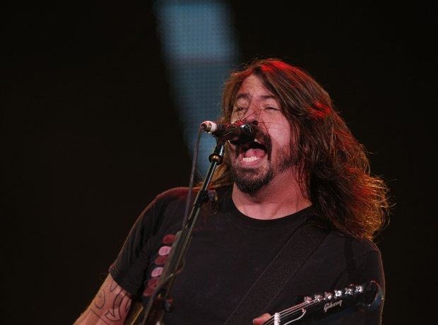 Dave Grohl 2014