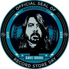 Dave Grohl Record Store Day 2015
