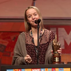 Emily Eavis NME Awards 2015