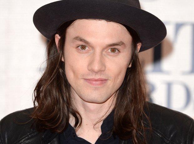 James Bay at the BRIT Awards 2015
