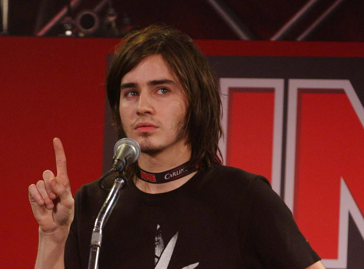 Nick Jago NME Awards