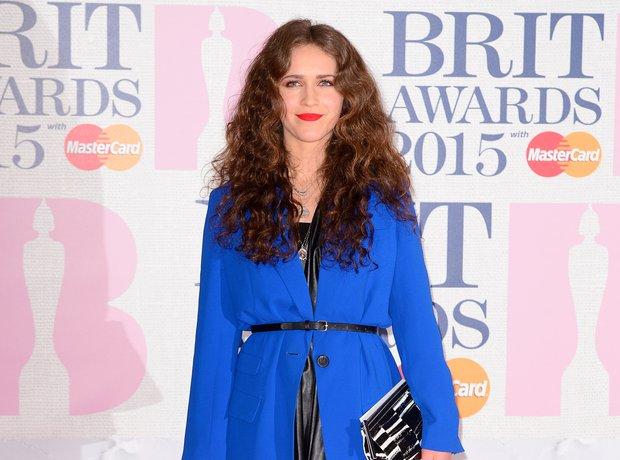 Rae Morris BRIT Awards 2015 Red Carpet