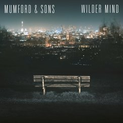 Mumford And Sons - Wilder Mind album cover
