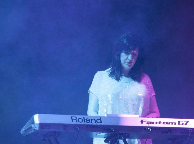 Gillian Gilbert New Order