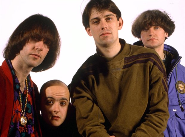 Clint Boon and Inspiral Carpets
