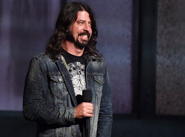 Dave Grohl Grammys