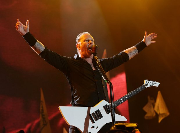 Metallica Glastonbury