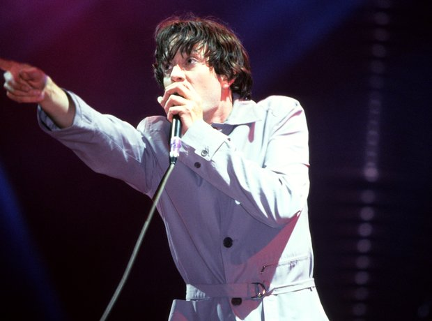 Pulp Glastonbury 1995