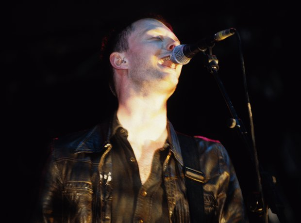 Radiohead Glastonbury 1997