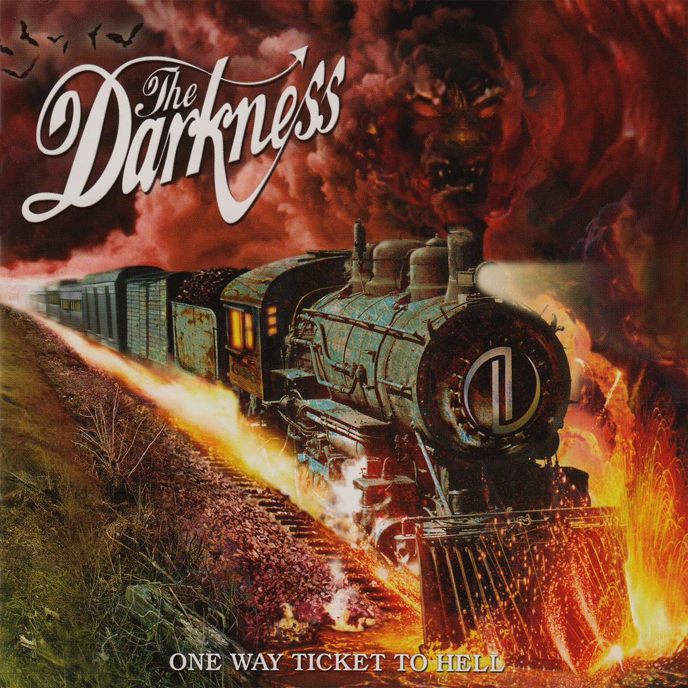 The Darkness - One Way Ticket To Hell (And Back)